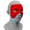 Customizable Mask W/ Spirit Gum Red